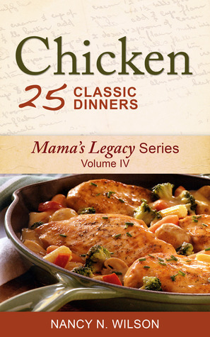 CHICKEN  25 Classic Dinners