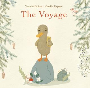 The Voyage by Veronica  Salinas