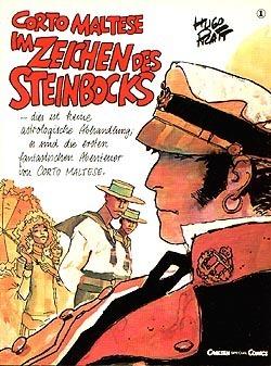 Corto Maltese, Comic Art, Bd.3, Im Zeichen des Steinbocks
