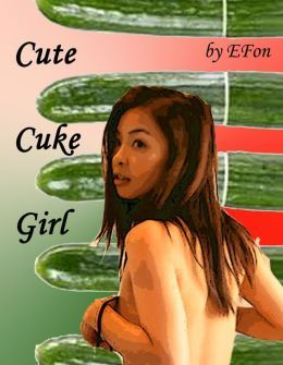 Cute Cuke Girl by EFon