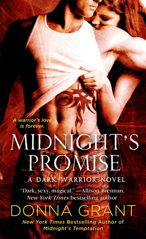 Midnight's Promise (Dark Warriors, #8)