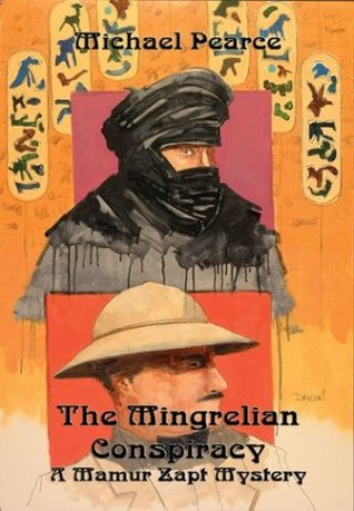 The Mingrelian Conspiracy by Michael Pearce