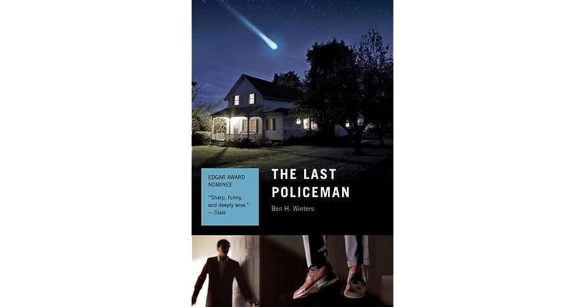 The Last Policeman Last Policeman 1 By Ben H Winters border=