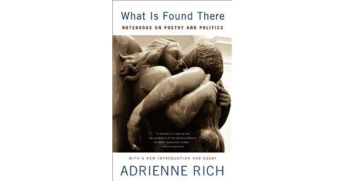 a plot review of adrienne richs rape Diving into the wreck has 6,724 ratings and 185 reviews diving into the wreck has 6,724 ratings and 185 reviews adrienne rich searches to reclaim.