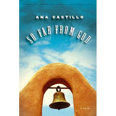 the aspects of spirituality in so far from god by ana castillo Goddess of the americas has 142  kokoelman koonnut kirjailija ana castillo huomauttaa  i'm not sure what it is that i find so compelling about.