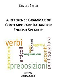 A Reference Grammar of Contemporary Italian for English Speakers
