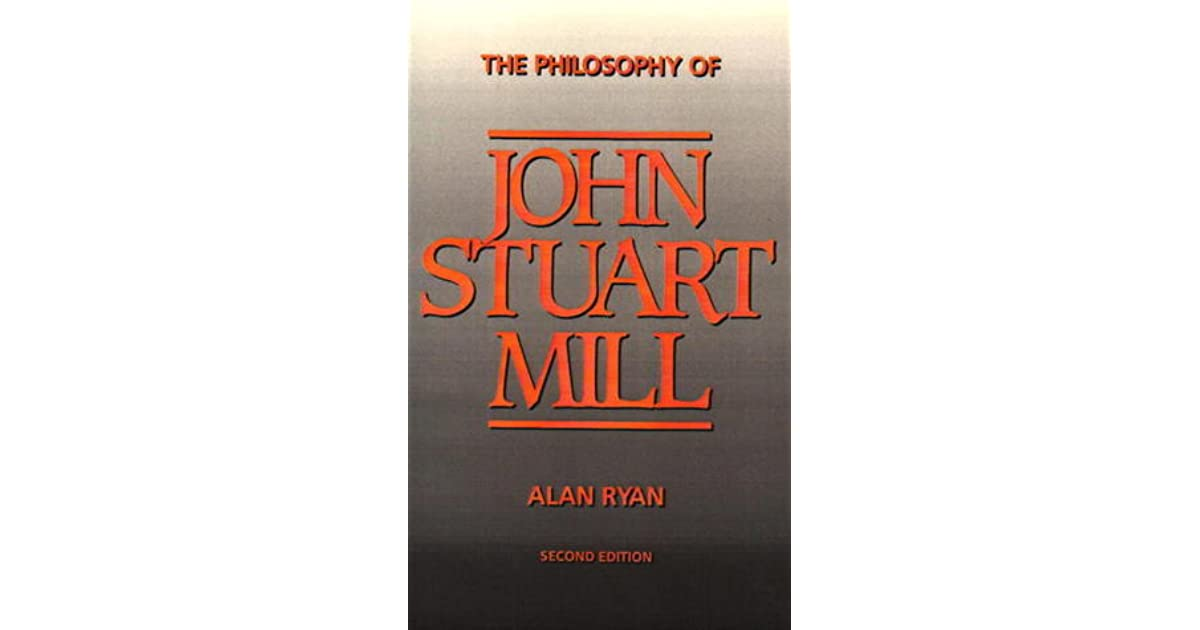 the philosophy on government by john stuart mills And john stuart mill (1806-1873) utilitarianism gets its name from john stuart mill modified this philosophy and developed it apart from (government) he.