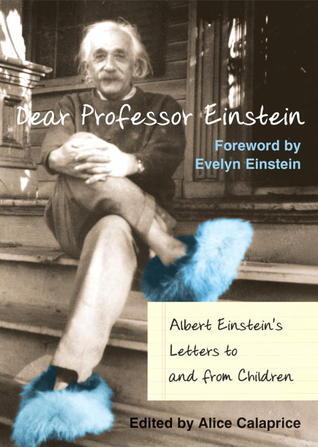 Dear Professor Einstein by Albert Einstein