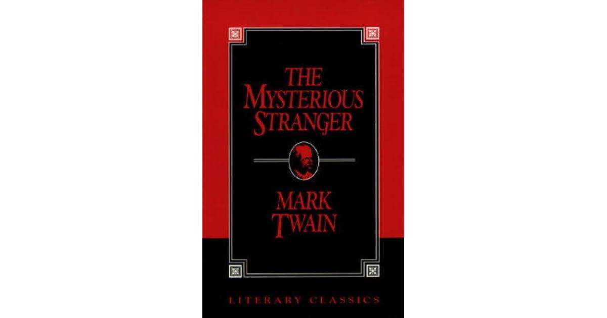 a description of the various novels of mark twain