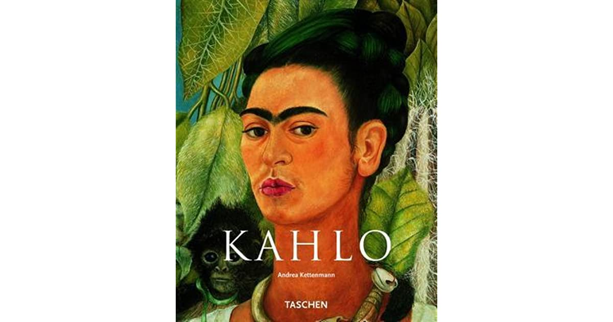 Kahlo1907 1954 Kettenmann By And Pain Passion Frida Andrea oxCBed