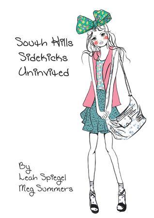 Uninvited (South Hills Sidekicks, #1)