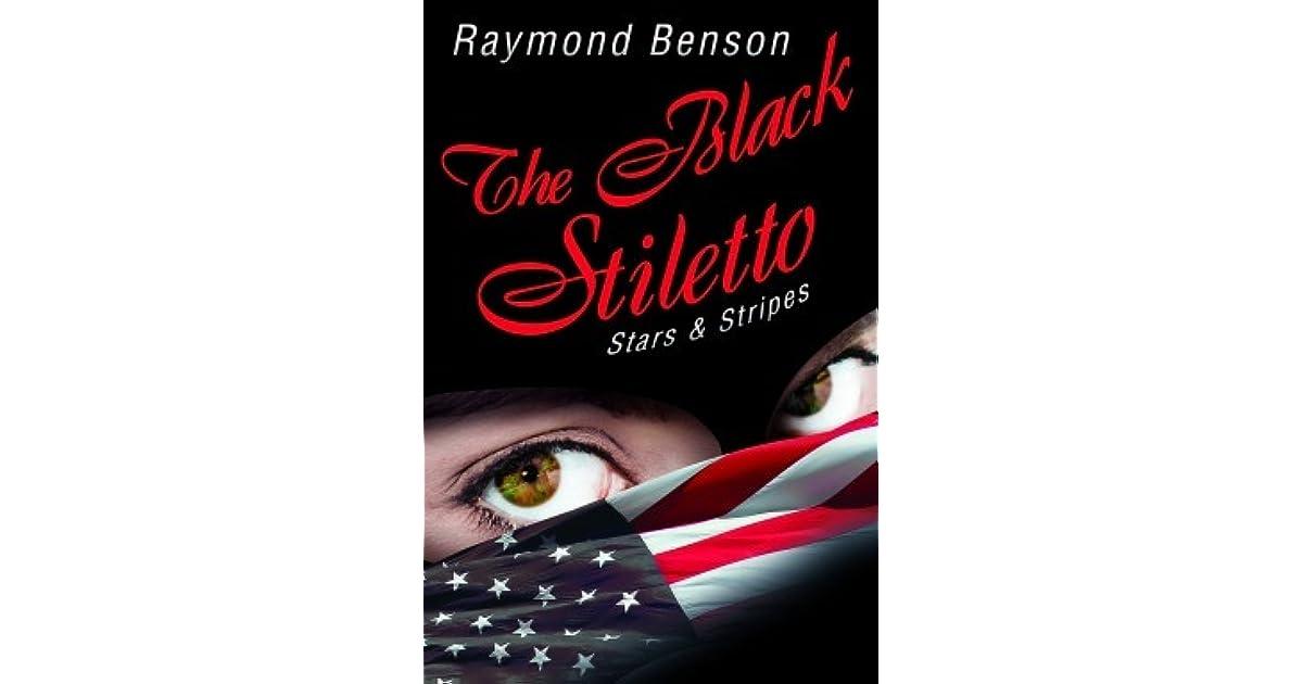 The Black stiletto : the third diary--1960 : a novel, Stars & stripes, Raymond Benson