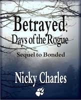 Betrayed: Days of the Rogue (Law of the Lycans, #2)