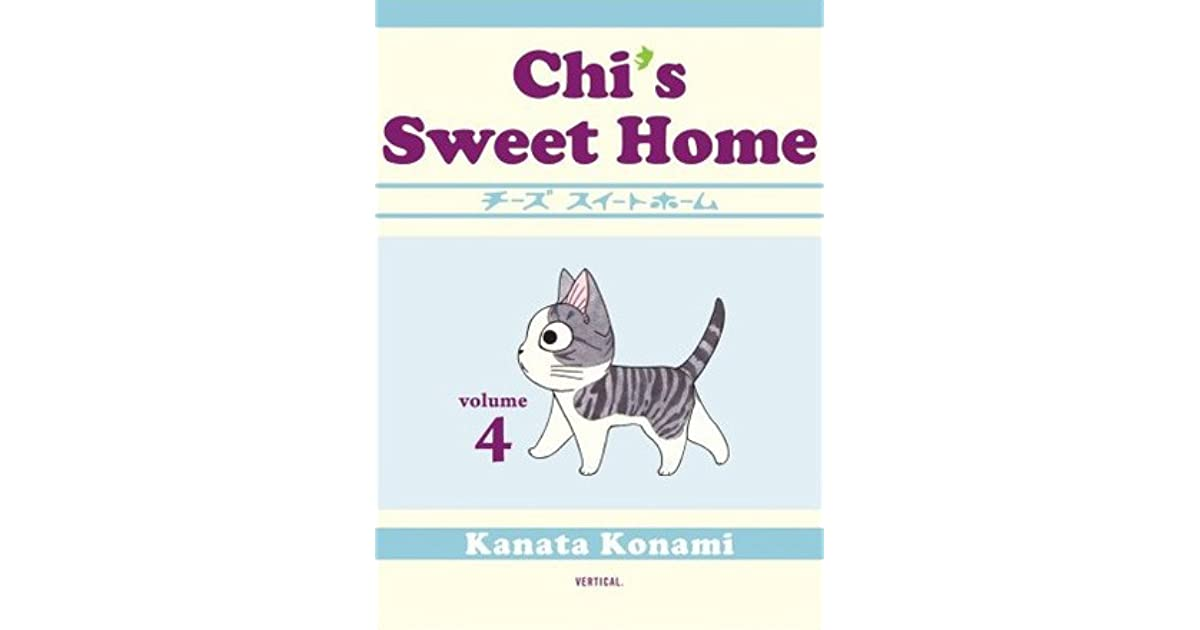 Chi 39 s sweet home volume 4 by kanata konami - Chi s sweet home ...