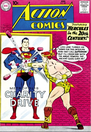 Action Comics (1938-2011) No.267