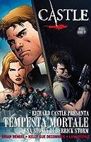 Tempesta mortale (Derrick Storm Graphic Novels, #1)