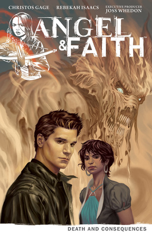 Angel /& Faith #7 comic book Season 9 TV show series Drusilla Joss Whedon Buffy