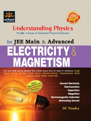 Understanding Physics for JEE Main & Advanced Electricity