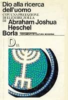 Dio alla ricerca dell'uomo. Una filosofia dell'ebraismo