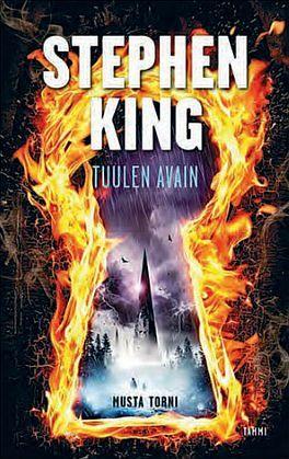 Tuulen avain by Stephen King
