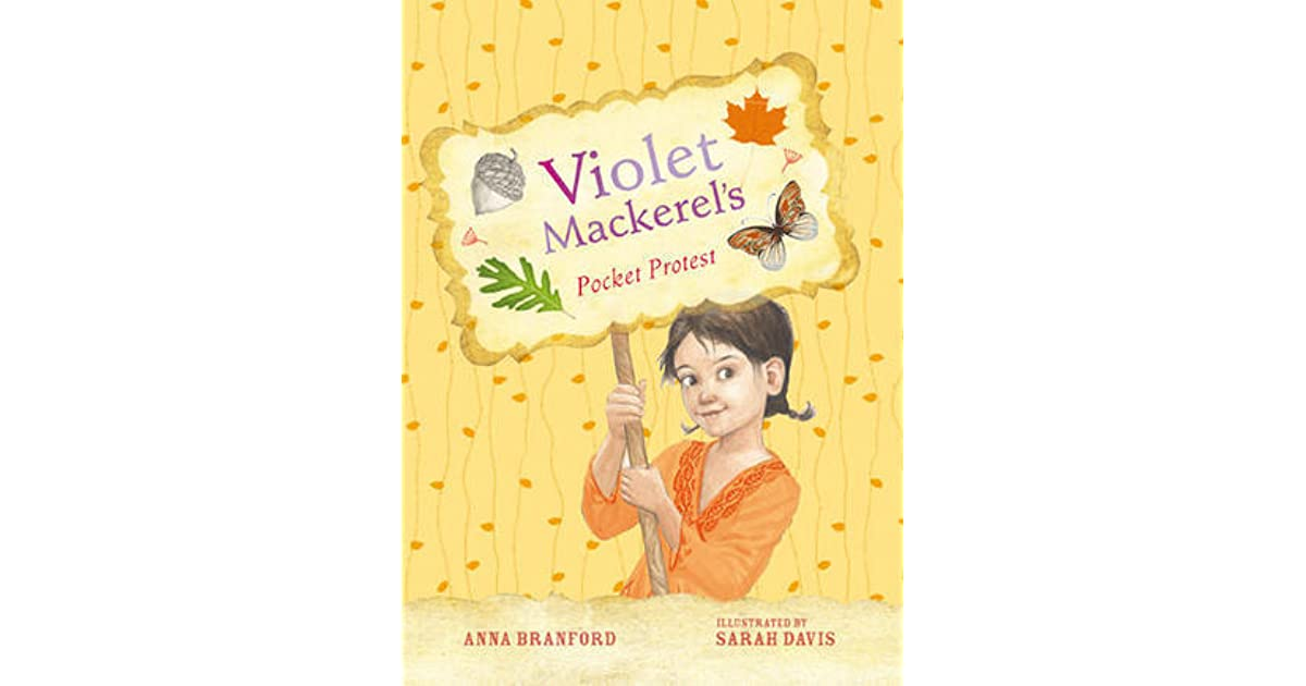 Violet mackerels pocket protest by anna branford fandeluxe Document