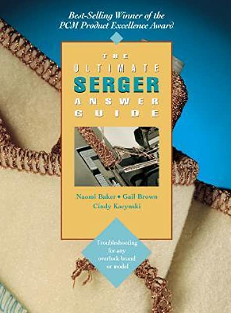 the ultimate serger answer guide troubleshooting for any overlock rh goodreads com 42 Movie 42 Life the Universe and Everything