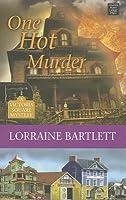 One Hot Murder (Victoria Square, #3)