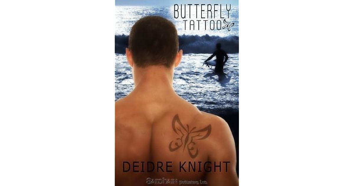 ddad487db Butterfly Tattoo by Deidre Knight
