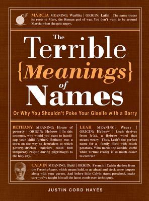 The Terrible Meanings of Names: Or Why You Shouldn't Poke