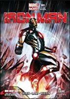 Iron Man 001: Confianza (Iron Man Marvel Now, #1)