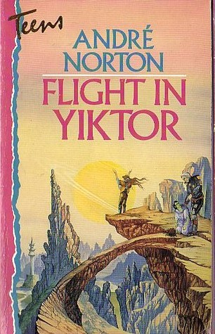 Flight In Yiktor (Moon Magic, #3)
