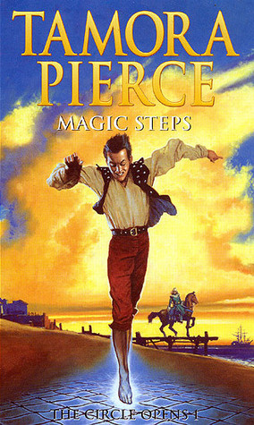 Ebook Magic Steps The Circle Opens 1 By Tamora Pierce
