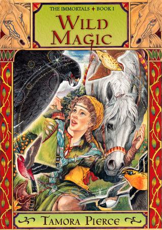 Wild Magic (Immortals, #1)