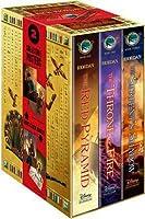 The Kane Chronicles Boxed Set (The Kane Chronicles #1-3)