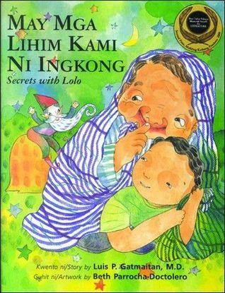 May Mga Lihim Kami ni Ingkong by Luis P  Gatmaitan