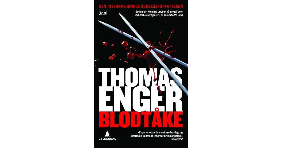 Blodtåke (Henning Juul #3) by Thomas Enger