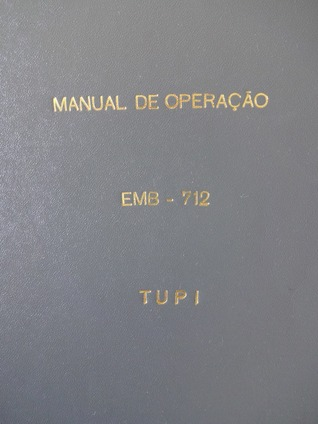 Manual de Operações - EMB-712 Tupi