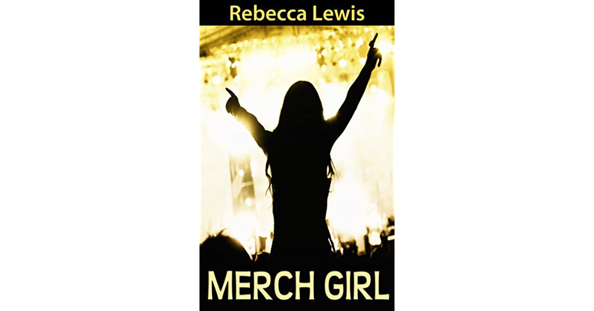 MERCH GIRL REBECCA LEWIS PDF