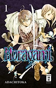 Noragami 01 (Noragami: Stray God, #1)