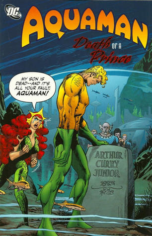 Aquaman: Death of the Prince