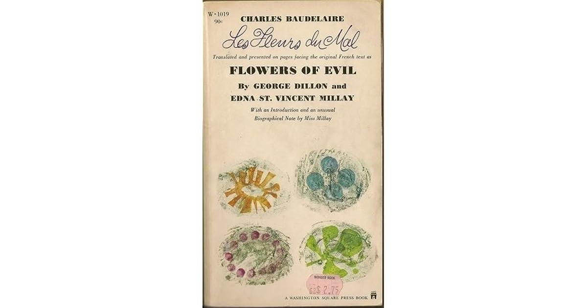 The Flowers Of Evil Charles Baudelaire Kayaflower Co
