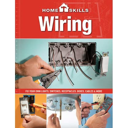 Strange Homeskills Wiring Fix Your Own Lights Switches Receptacles Wiring Cloud Intapioscosaoduqqnet