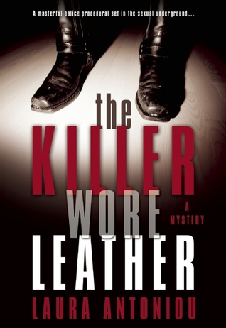 The Killer Wore Leather: A Mystery