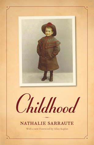 Childhood By Nathalie Sarraute 2 Star Ratings