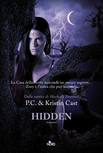 Hidden (La casa della notte, #10)