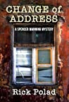 Change of Address (A Spencer Manning Mystery)