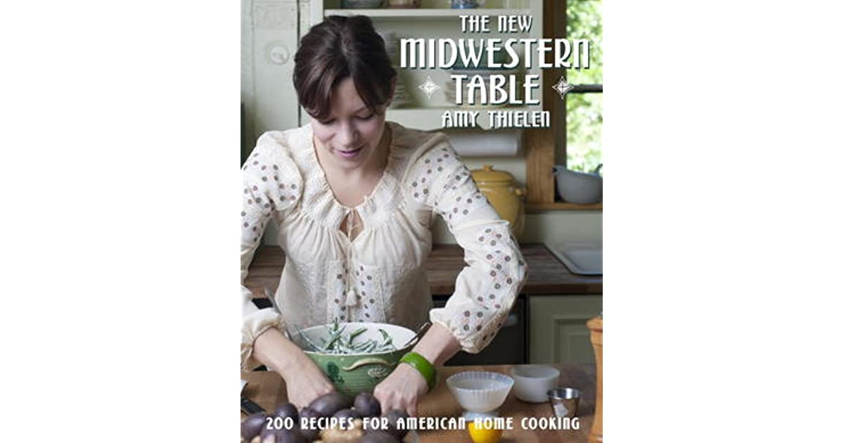 the new midwestern table thielen amy