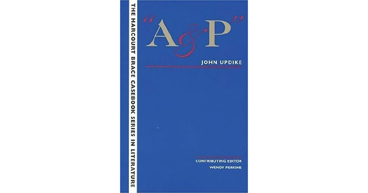 updike a&p full text