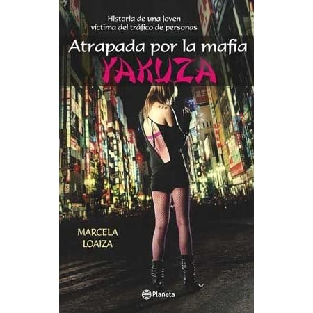 el libro atrapada por la mafia yakuza