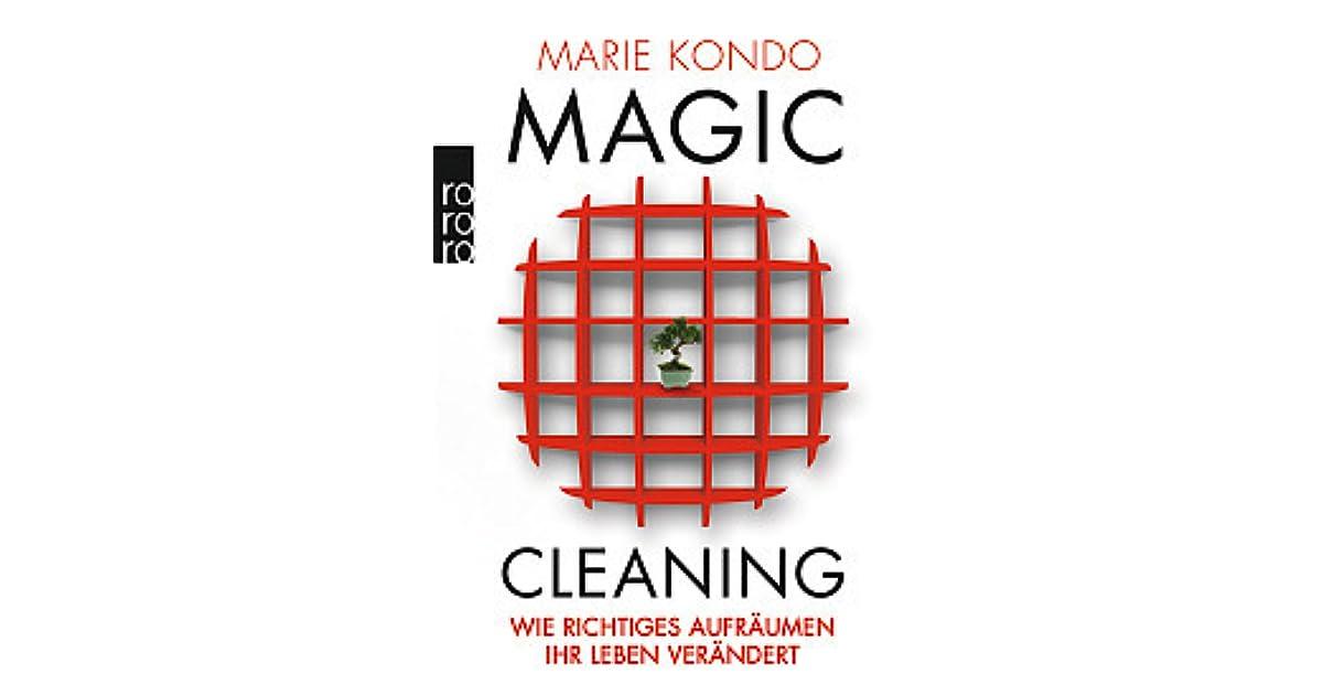 magic cleaning wie richtiges aufr umen ihr leben ver ndert by marie kond. Black Bedroom Furniture Sets. Home Design Ideas